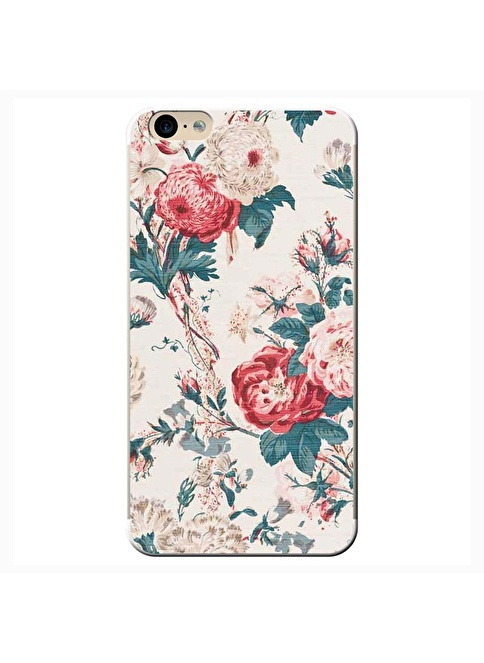 People's Cover IPHONE 6/6S PLUS Kabartmalı Kapak Renkli
